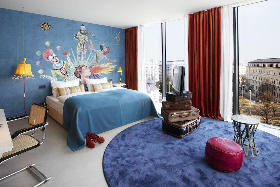 25hours hotel Vienne