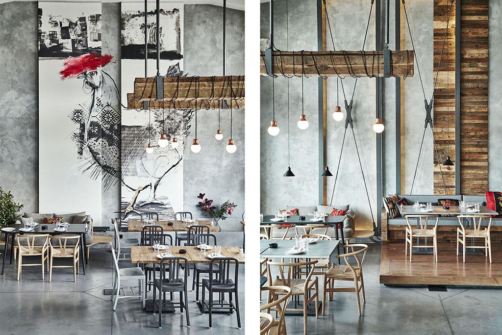 Ambar restaurant Belgrade