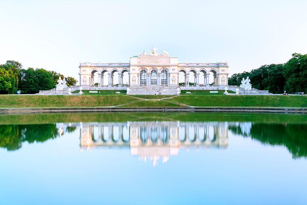 Chateau de Schonbrunn Vienne Gloriette
