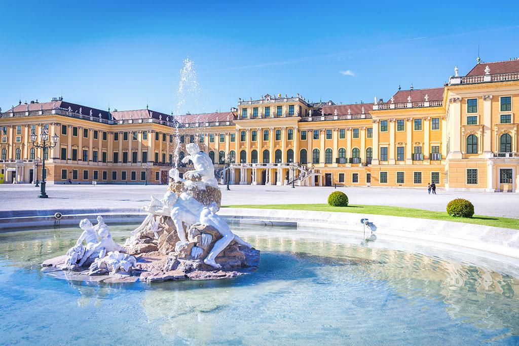 Chateau de Schonbrunn Vienne