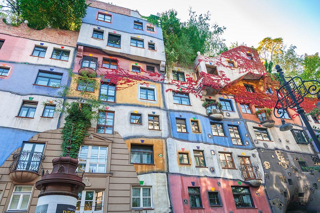 Hundertwasserhaus Vienne