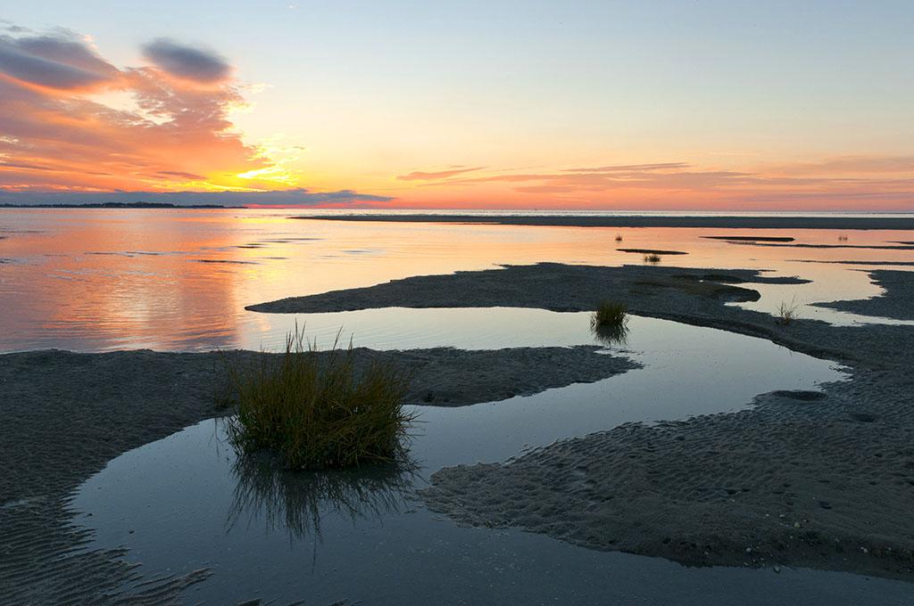 Baie de Somme pointe du Hourdel