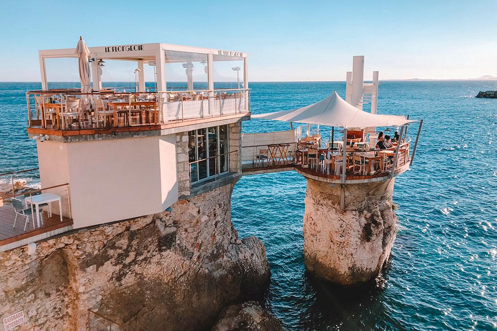 Le Plongeoir Nice restaurant