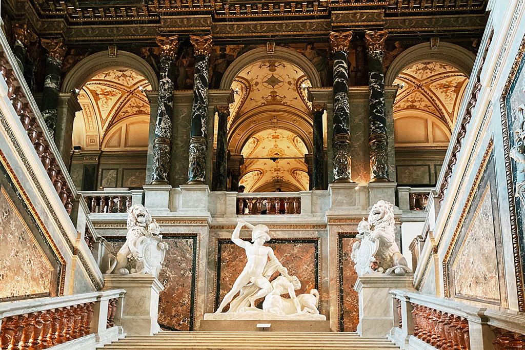 Musee Histoire de l'Art Vienne