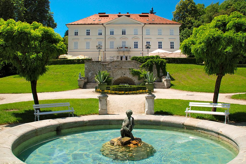Parc de Tivoli Ljubljana