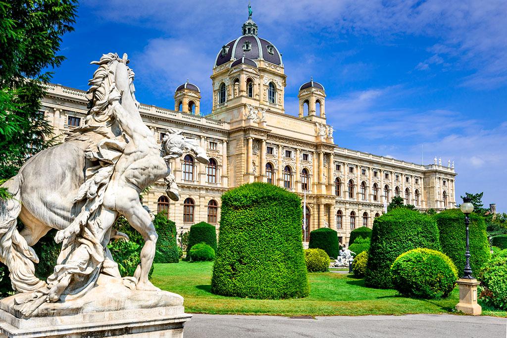 Musée d'histoire naturelle Vienne