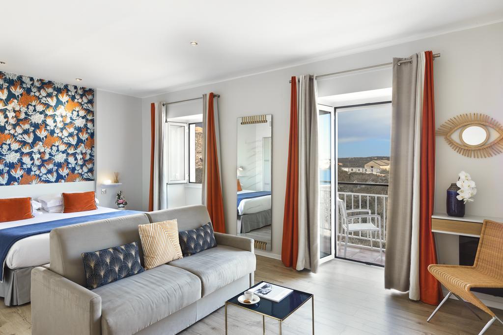 Santa Teresa hotel de charme Corse chambre